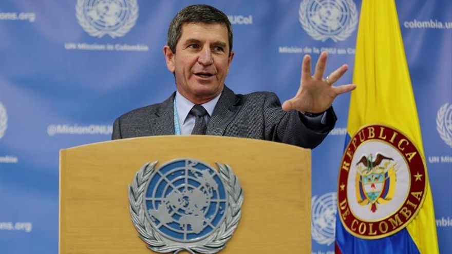 La ONU dice que tiene la ubicación de 660 escondites de armas de las FARC