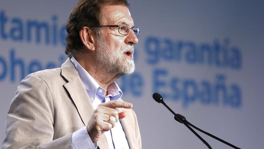 Rajoy felicita a Melilla por la celebración de sus 520 años de españolidad