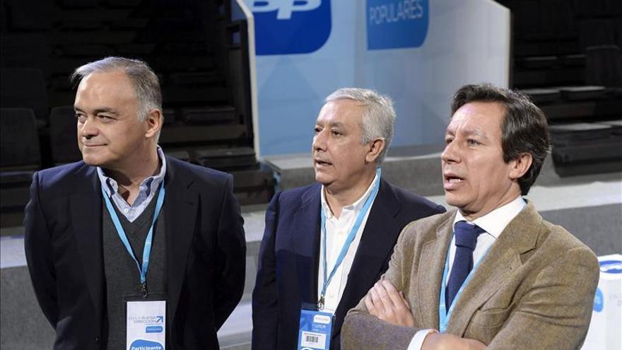 Arenas: Aznar siempre será una referencia en el PP