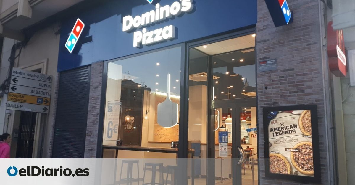 Domino's Pizza recovers and discounts its employees the salary paid to them in April after not giving them work hours