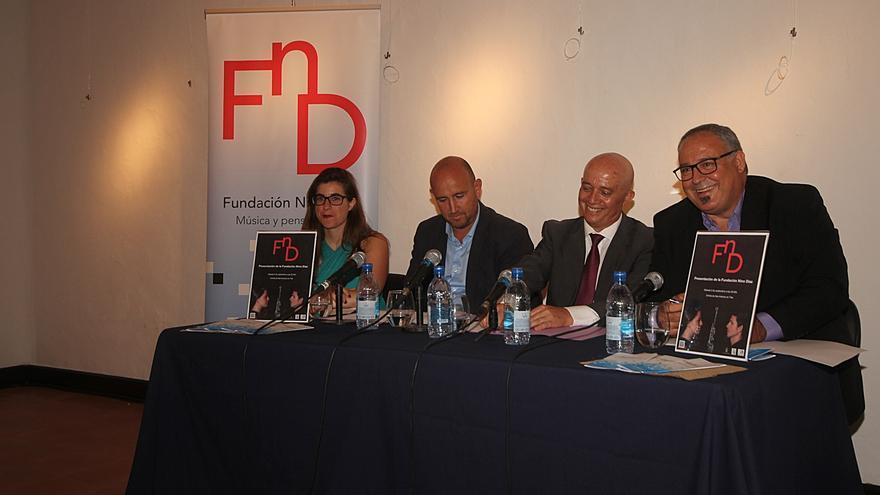 Presentación de la Fundación Nino Díaz