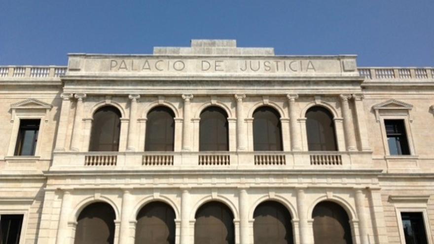 Sede del Tribunal Superior de Justicia de Castilla y León en Burgos