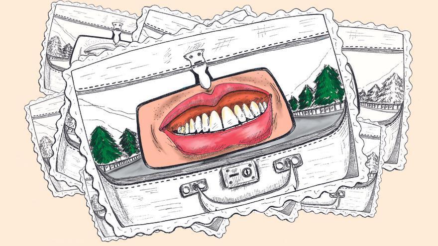 'SORPRESA'. Ilustración de Sara Fuentes.