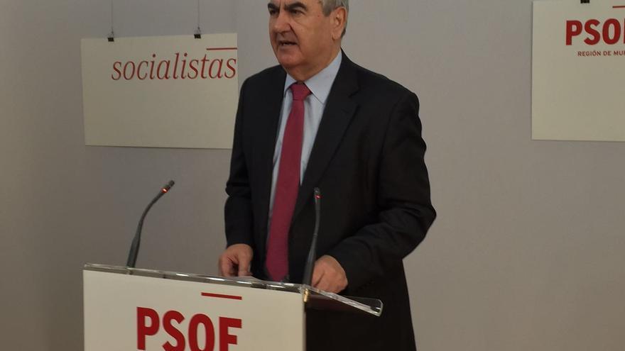 Rafael González Tovar, Secretario General del PSRM
