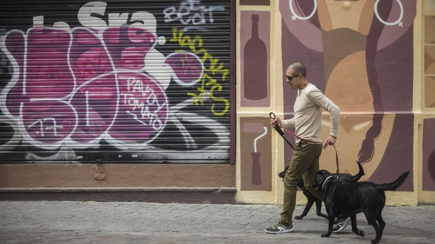 El Ayuntamiento de Santander apoya el cuidado de mascotas de pacientes ingresados por coronavirus