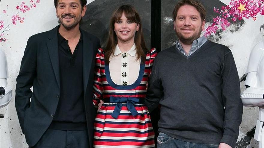 """""""Rogue One: Una historia de Star Wars"""" lidera la cartelera de esta semana"""
