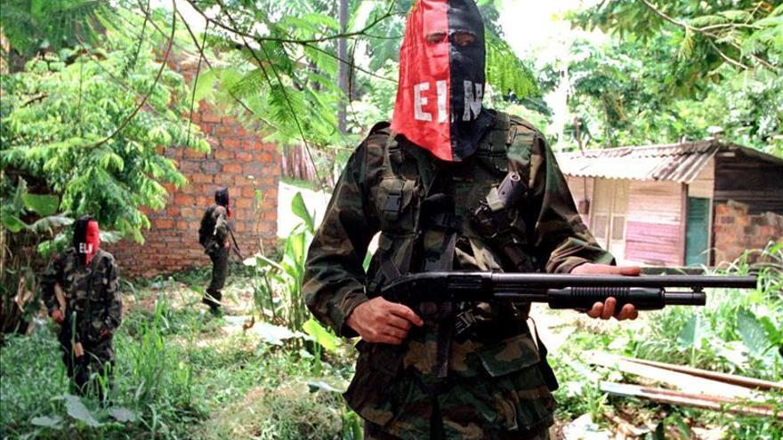 Seis supuestos guerrilleros del ELN mueren en operación militar en Colombia