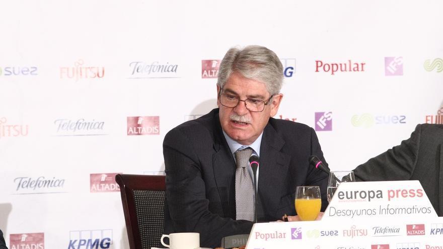 """Dastis dice que Gibraltar no es """"la primera ni más importante"""" cuestión en las negociaciones del 'Brexit'"""
