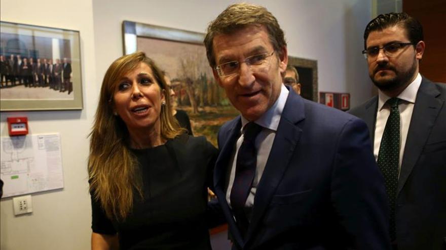 """Núñez Feijóo acusa a Mas de """"populismo"""" por """"utilizar la política sin la ley"""""""