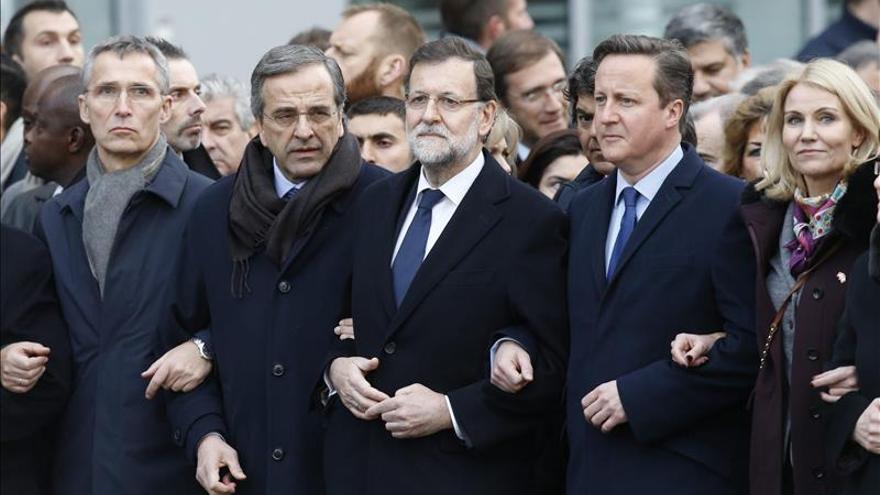 """Rajoy dice que """"la defensa de la libertad y la seguridad son perfectamente compatibles"""""""