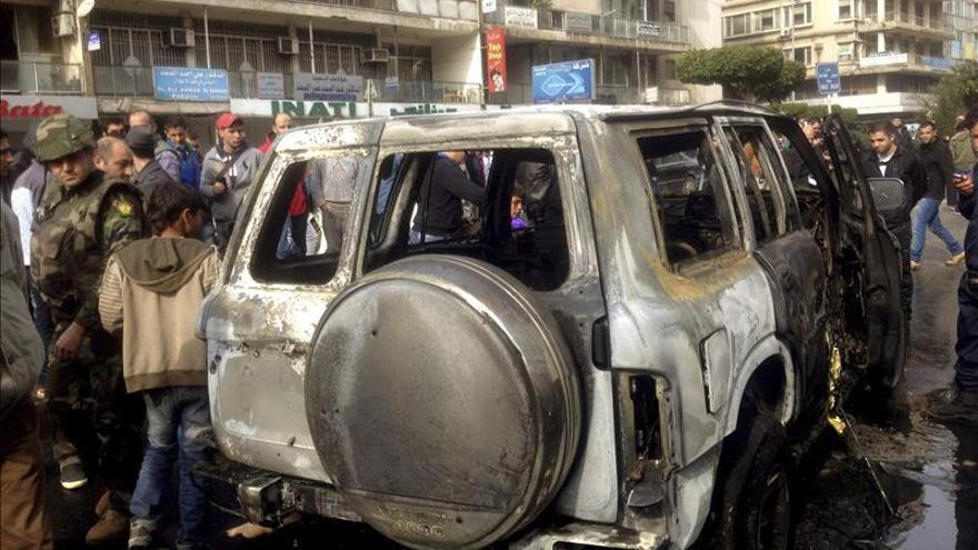 Hombres armados atacan el convoy de un ministro libanés en Trípoli