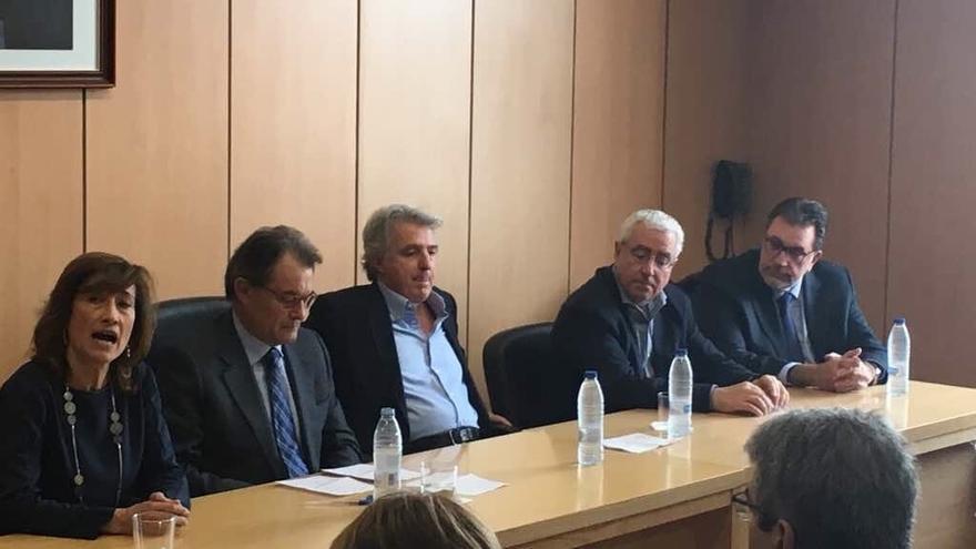 """Mas dice que el Gobierno prepara """"el caldo de cultivo"""" para justificar una intervención del Estado en Cataluña"""