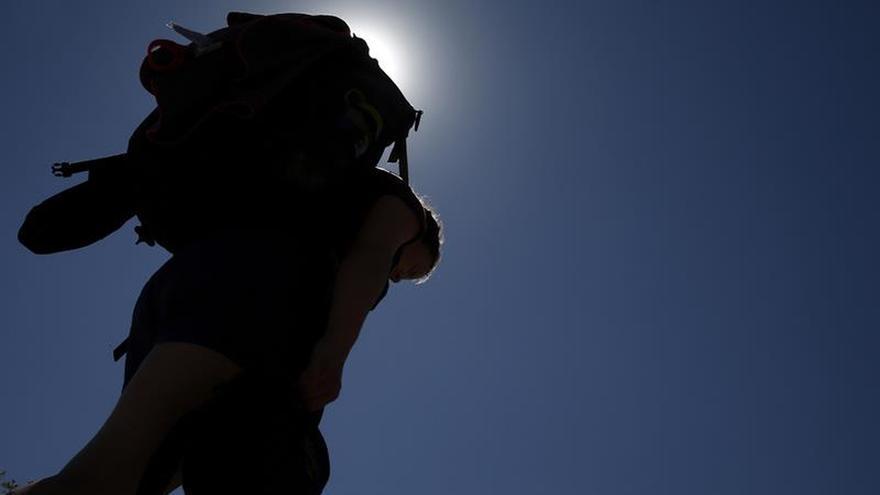 Localizado con hipotermia un peregrino y sigue la búsqueda de otro en Navarra
