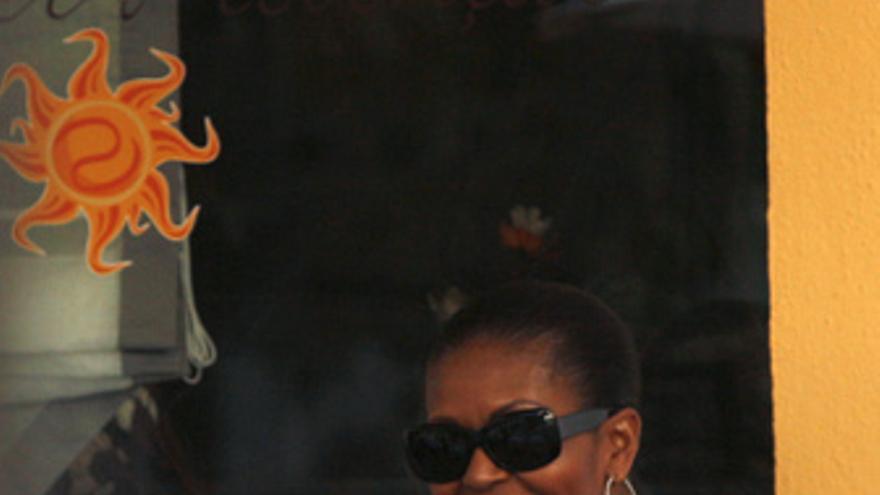 SPAIN/ Michelle Obama en Marbella