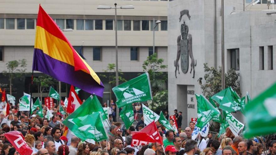 De la protesta de empleados públicos #19