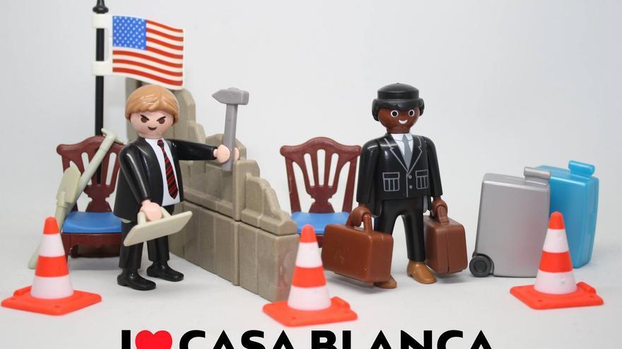 I love Casa Blanca