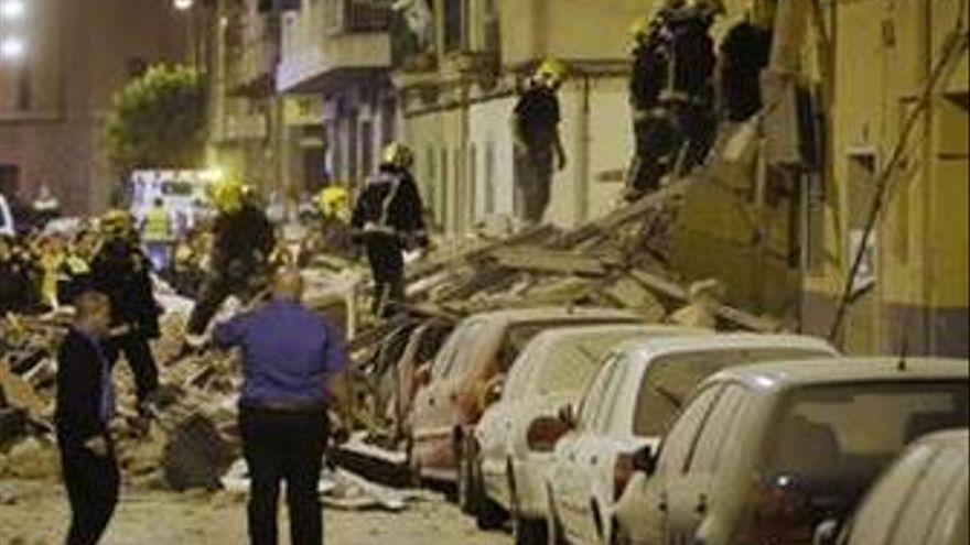 Al menos siete muertos tras derrumbarse un edificio en Mallorca