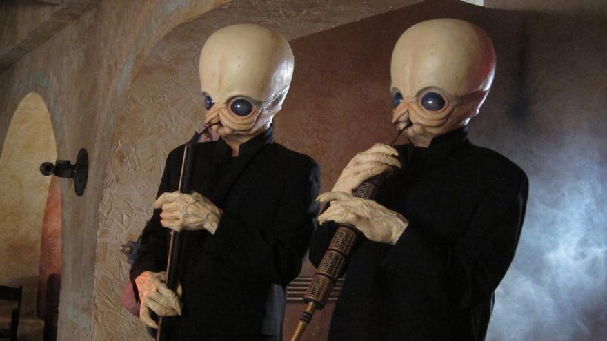La cantina de 'Star Wars'