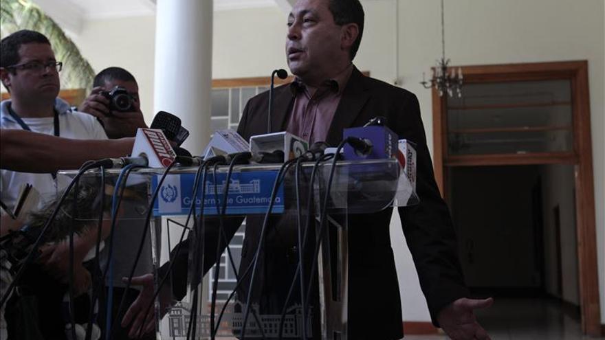 El ministro de Gobernación prefiere no ocupar la Vicepresidencia de Guatemala