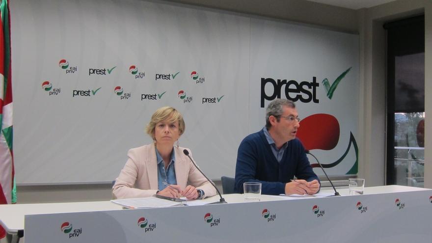 """PNV de Gipuzkoa critica la """"improvisación"""" y la """"falta de definición"""" del proyecto de presupuesto foral de Bildu"""
