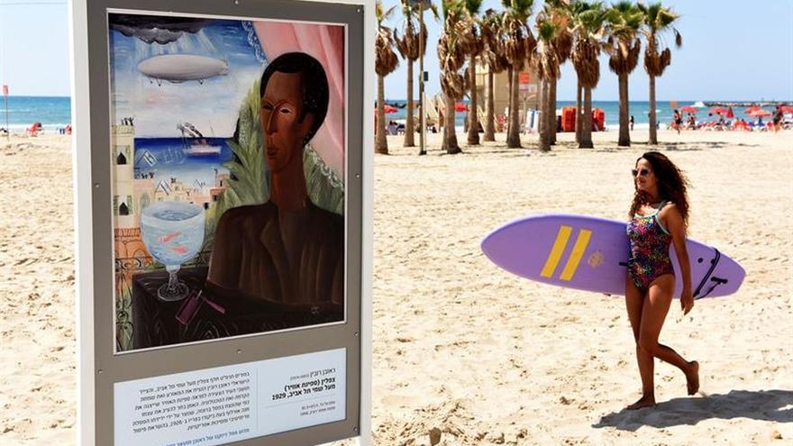 """El Ayuntamiento de Tel Aviv pone al alcance de todos a """"Picasso en Bikini"""""""