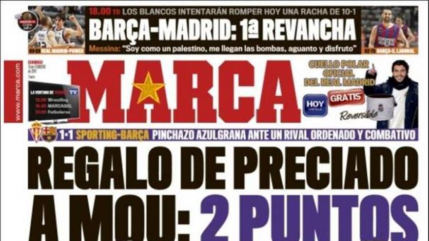 De las portadas del día (13/02/2011) #14