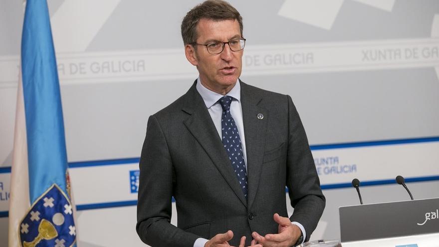 Feijóo espera concretar el martes con Fomento un calendario para las estaciones intermodales y el AVE