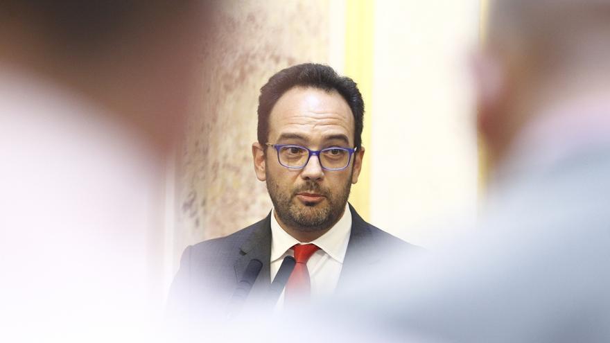 Hernando (PSOE) está convencido de que habrá Comité Federal, pero no cree que cambie el rechazo a Rajoy