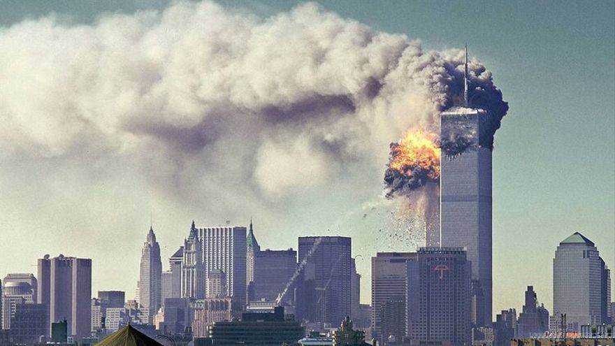 Este 11 de septiembre se cumplen 20 años de los atentados a las Torres Gemelas.