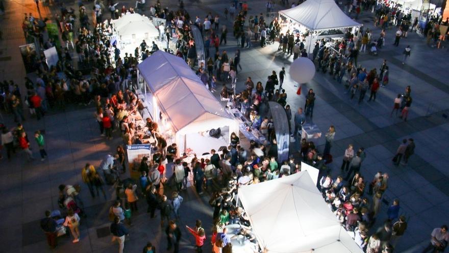 Unas 4.500 personas participan en la 'La noche europea de los investigadores'