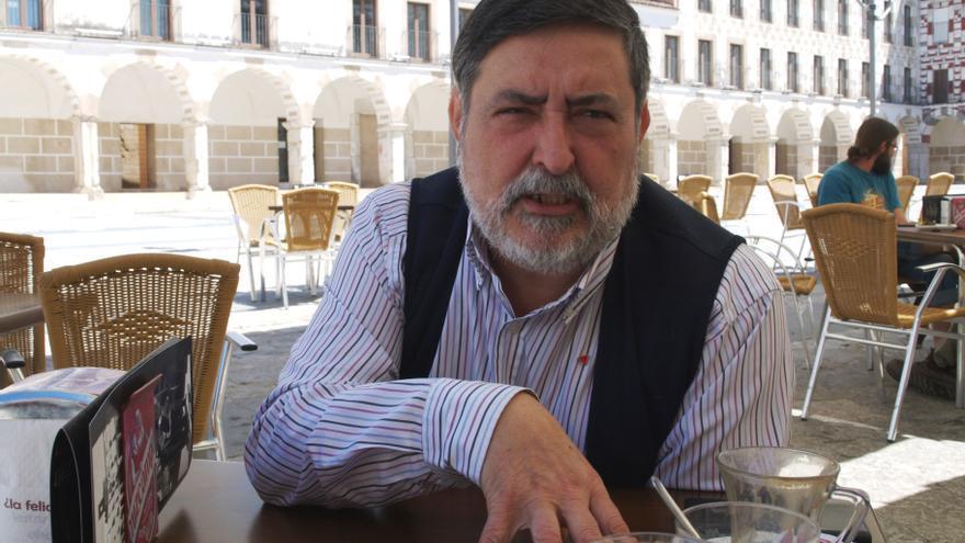 Manuel Sosa, Badajoz en Común