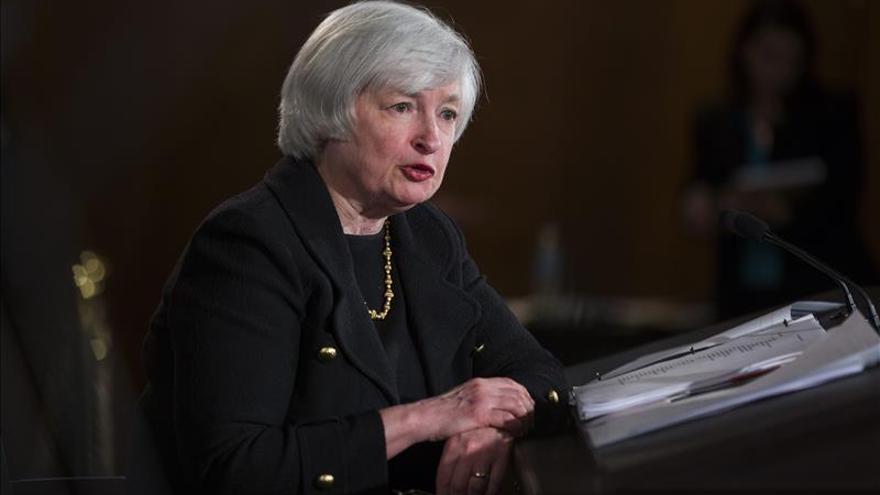 Yellen remarca la prudencia y la flexibilidad de la Fed ante la subida de tipos de interés