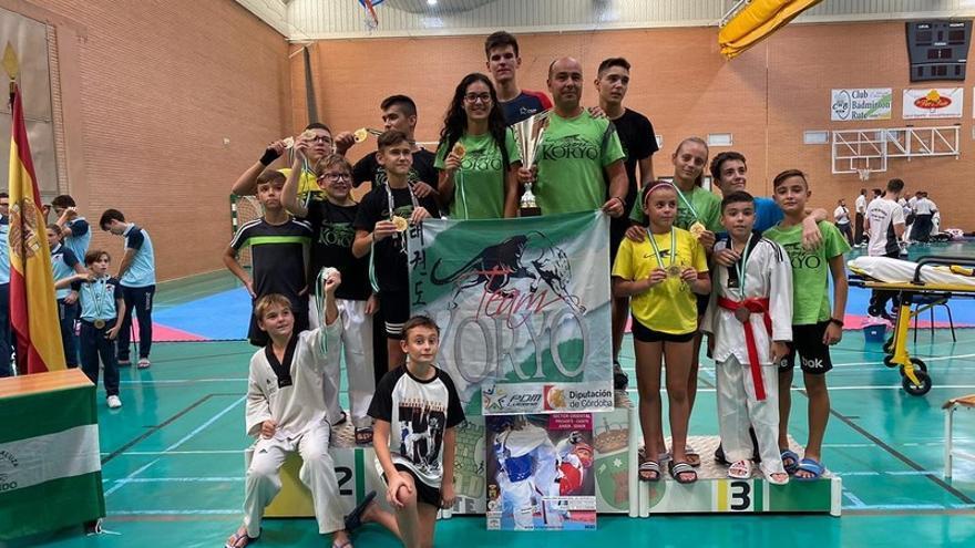 Judo: Campeones por Equipos de la Copa Federación de Sectores