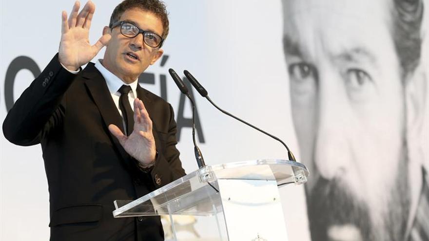 Antonio Banderas hará su proyecto escénico en el Teatro Alameda de Málaga