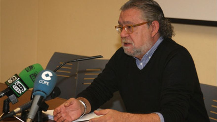 El concejal de Hacienda, Ramón Vilar (PSPV)