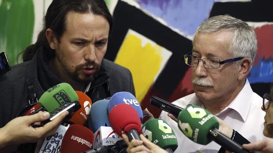 Iglesias busca la discusión pública con Errejón para visualizar las diferencias