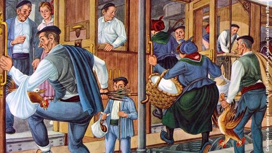 El Museo Vasco y el Museo de Reproducciones celebran el día de Santo Tomás con entrada gratuita