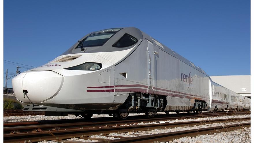 Renfe refuerza desde este lunes los trenes que circulan de Gipuzkoa a Madrid y Lisboa por el puente de la Constitución