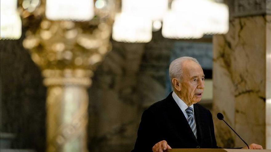 Simón Peres efectuará una visita de Estado a México la semana que viene