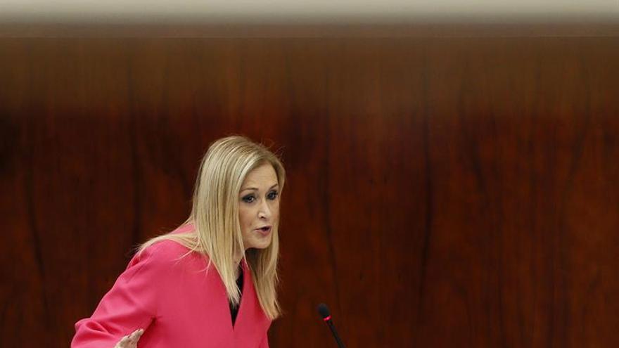 Cifuentes explicará el 2 de junio los informes de la UCO en la Asamblea