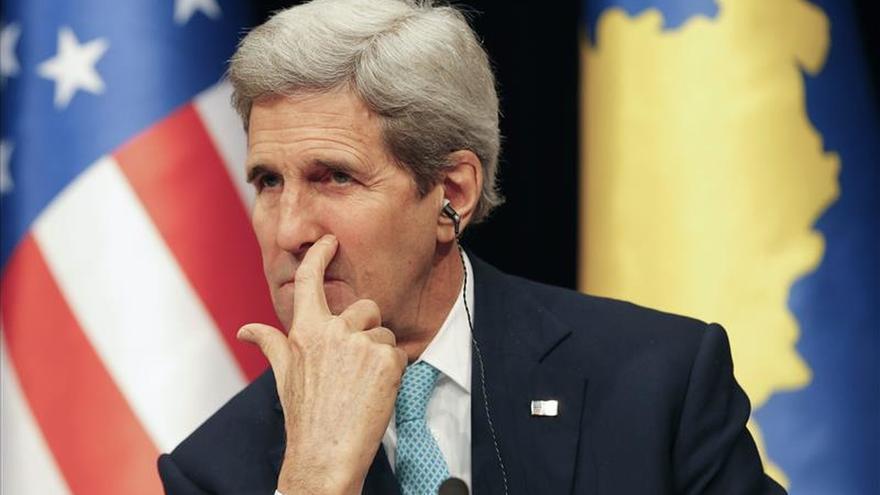 Kerry destaca las relaciones con Cuba, el TPP y el acuerdo con Irán como logros de 2015