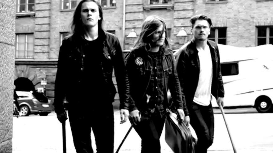 Los suecos Långfinger presentarán su tercer disco en directo.