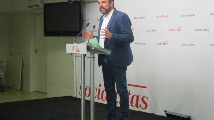 """Blanco felicita a Page tras ganar las primarias y cree que su 29% de votos demuestra """"voluntad de cambio"""""""