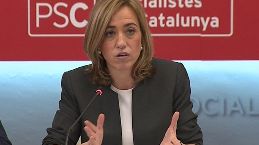 """Carme Chacón denuncia la """"hiperactividad"""" de Margallo, """"impropia"""" de un Gobierno en funciones"""