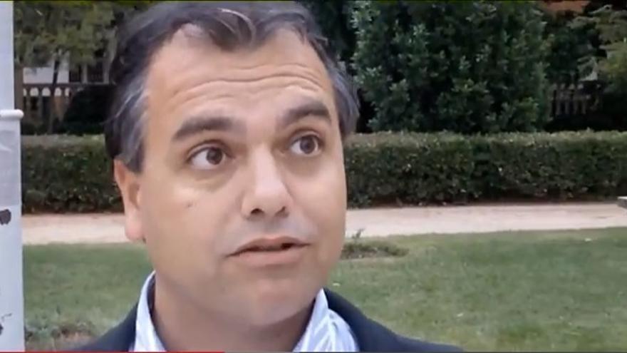 Andrés Martínez, concejal de Personal del Ayuntamiento de Villarrobledo.