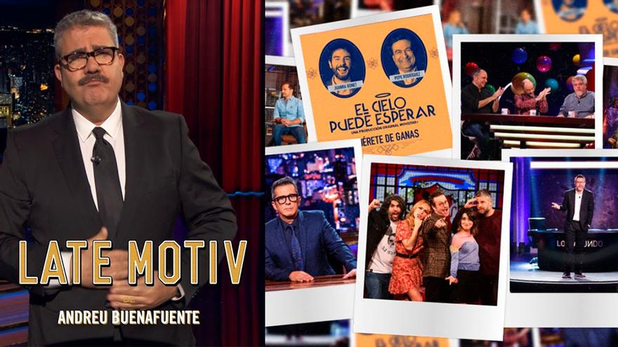Florentino Fernández, fichaje estrella de 'Late Motiv' para la nueva temporada