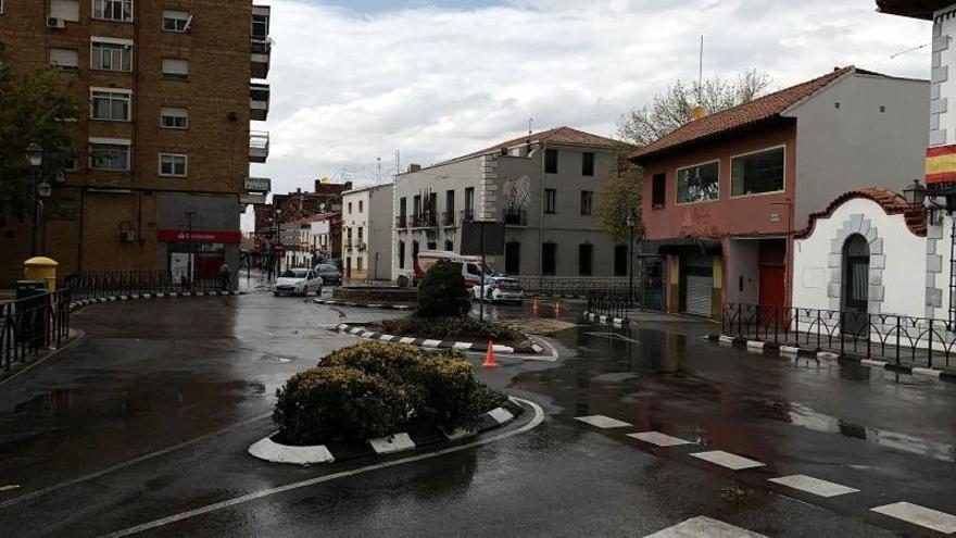 La lluvia causa inundaciones y cortes de Metro y carreteras en el este de Madrid