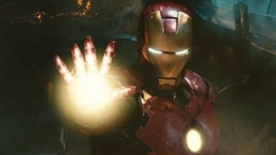 Fotograma de la película Iron Man. (EUROPA PRESS)