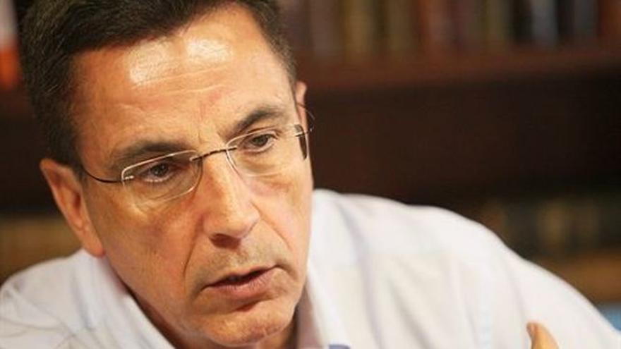 José Alberto González Reverón, exalcalde de Arona con CC