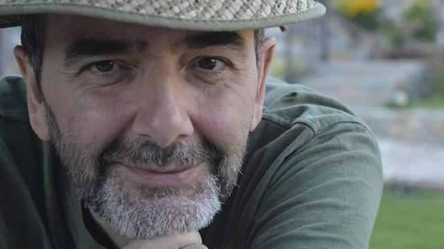 Miguel Carcasona, autor de 'Hannibaal